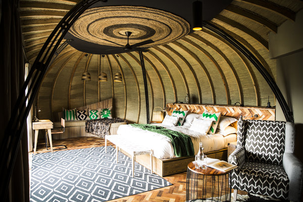 Luxury Accommodation In Bisate Lodge Africa Travel